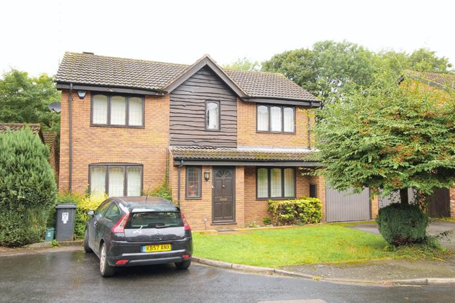 Thumbnail Detached house to rent in Hunters Oak, Hemel Hempstead