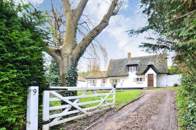 Cottage for sale in Blacksmiths Lane, Abbotsley, St. Neots