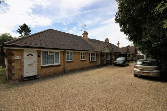 Thumbnail Bungalow for sale in Nightingales, Potter Street, Harlow