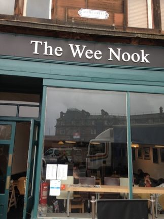 Thumbnail Restaurant/cafe for sale in Ayr, Ayrshire