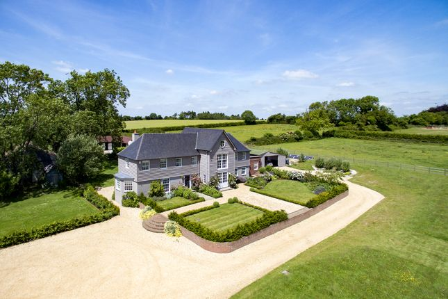 Thumbnail Detached house for sale in Beauworth, Nr Alresford