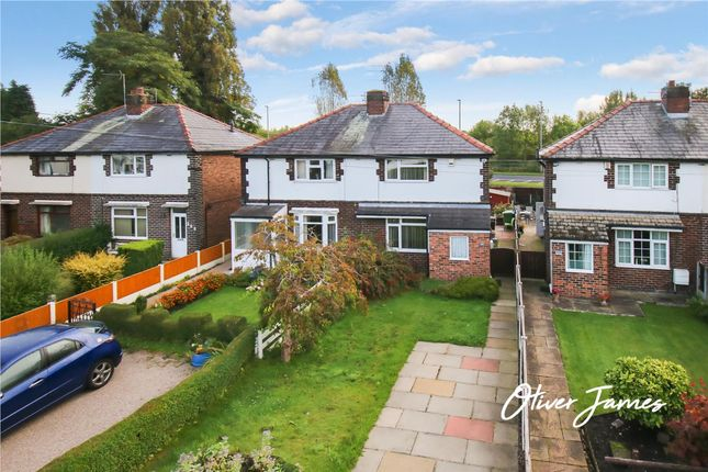 Thumbnail Semi-detached house for sale in Manchester Road, Rixton