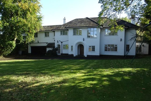 Thumbnail Detached house to rent in Chester Road, Mere, Knutsford