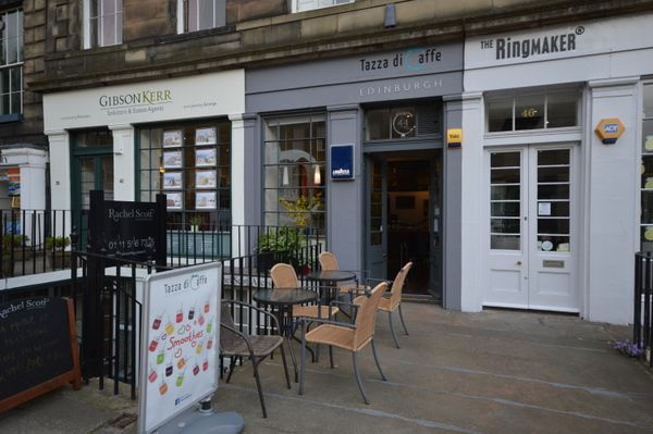 Restaurant/cafe for sale in Dundas Street, Edinburgh