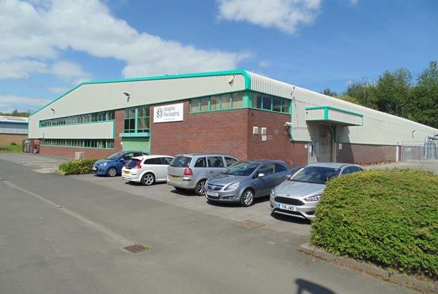Thumbnail Light industrial for sale in Riversdale Way, Newcastle Upon Tyne, Tyne And Wear