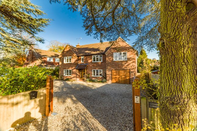 Thumbnail Detached house for sale in Cedars Corner, Goring On Thames