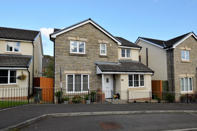 Thumbnail Detached house for sale in The Dairy, Cross Inn, Pontyclun