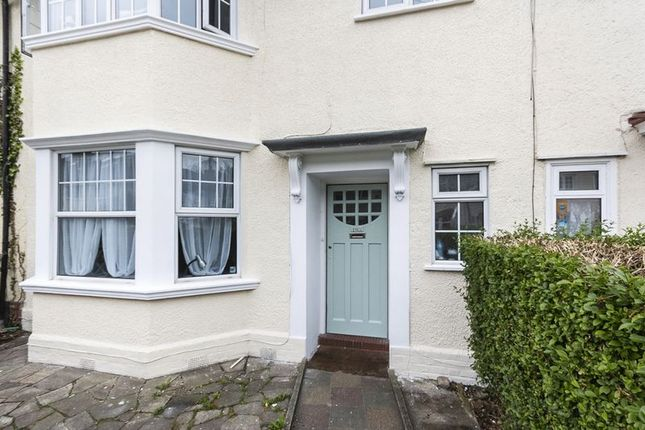 Thumbnail Terraced house for sale in Ashbourne Road, Mitcham