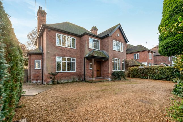 Thumbnail Detached house for sale in Lawn Road, Rowley Park, Stafford