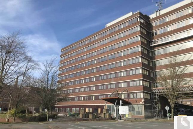 Thumbnail Flat for sale in The Minories, Dudley, West Midlands