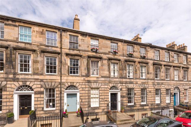 Front Exterior of 44/3 Cumberland Street, New Town, Edinburgh EH3
