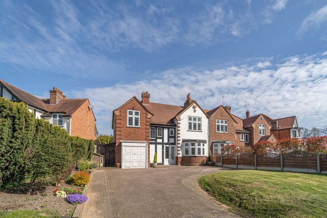 4 bed semi-detached house for sale in Marsh Lane, Solihull B91