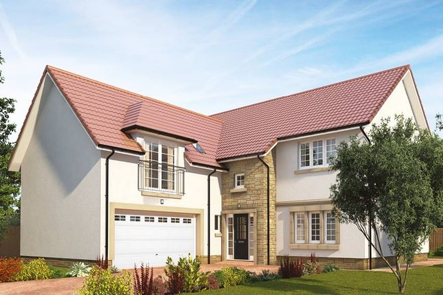 "Thumbnail Detached house for sale in ""The Melville At Kilmardinny Grange"" at Milngavie Road, Bearsden, Glasgow"