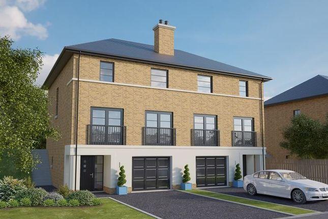 Thumbnail Semi-detached house for sale in Mount Royal Gate, Platantion Avenue, Lisburn
