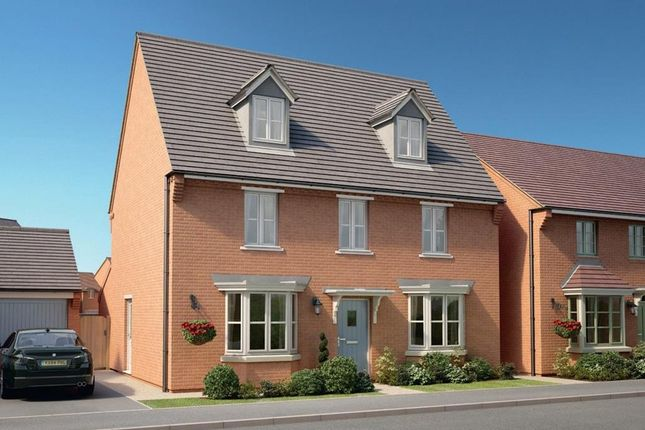 "Thumbnail Detached house for sale in ""Emerson"" at Wedgwood Drive, Barlaston, Stoke-On-Trent"