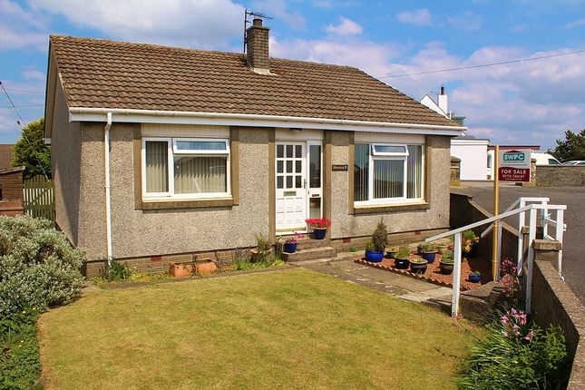 Thumbnail Bungalow for sale in 'nirvana', Church Road, Sandhead
