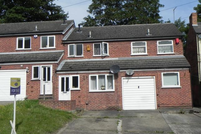 Thumbnail Terraced house to rent in Basford Road, Basford, Nottingham
