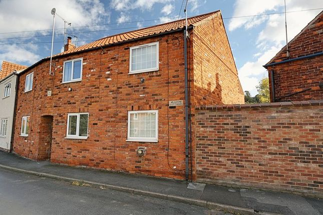 Thumbnail End terrace house for sale in Low Street, South Ferriby, Barton-Upon-Humber