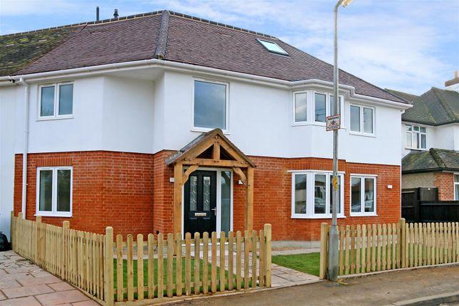 4 bed end terrace house for sale in Rendlesham Avenue, Radlett