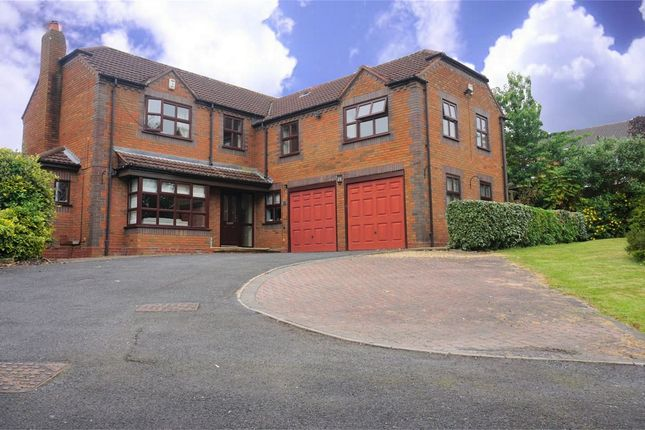Thumbnail Detached house for sale in Kingfisher Way, Apley, Shropshire