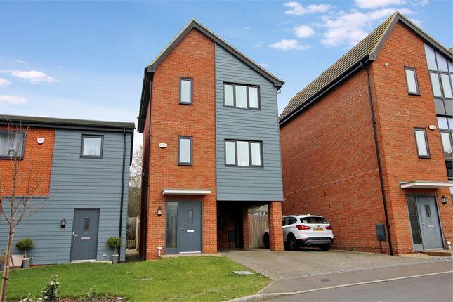 Thumbnail Detached house for sale in Norden Mead, Walton, Milton Keynes, Buckinghamshire