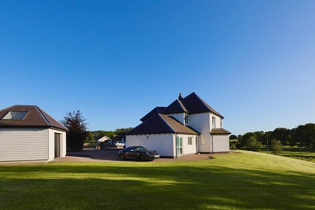 Thumbnail Detached house for sale in Llangybi, Lampeter