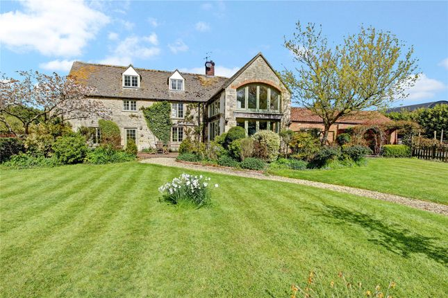 Thumbnail Detached house for sale in Little Somerford, Chippenham, Wiltshire