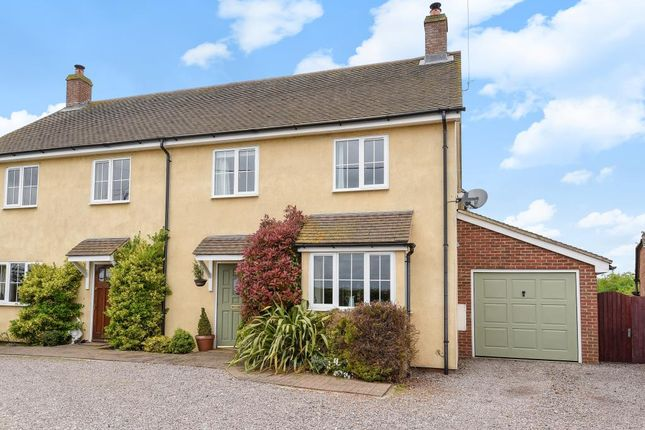 Thumbnail Semi-detached house to rent in Charndon, Oxfordshire