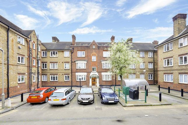 External of Tooting Grove, London SW17