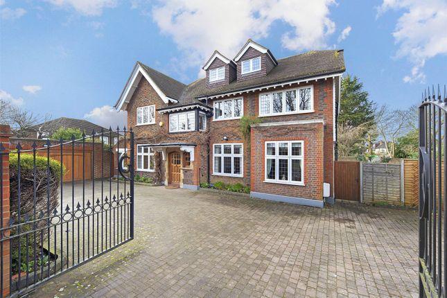 Thumbnail Detached house for sale in Traps Lane, New Malden, Surrey