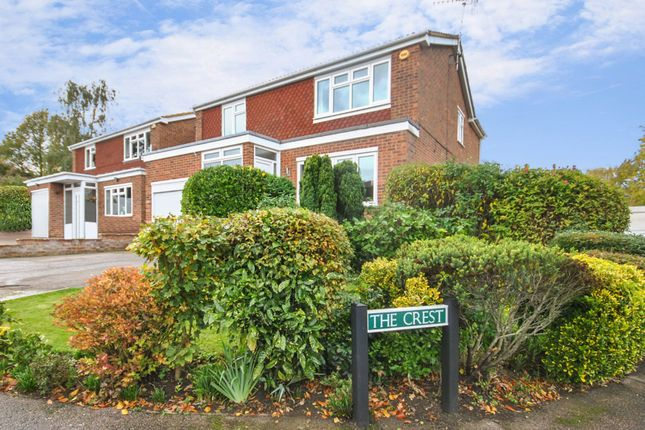 Thumbnail Detached house for sale in The Crest, Sawbridgeworth, Hertfordshire