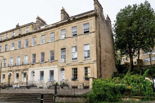Thumbnail Flat to rent in Portland Place, Bath