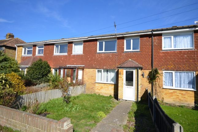 Thumbnail Semi-detached house to rent in St. Richards Road, Walmer, Deal