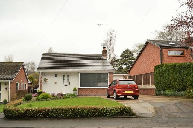 Thumbnail Detached bungalow for sale in 7 Robin Lane, Parbold