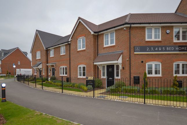Thumbnail Semi-detached house to rent in Longacres Way, Shopwhyke Lakes, Chichester
