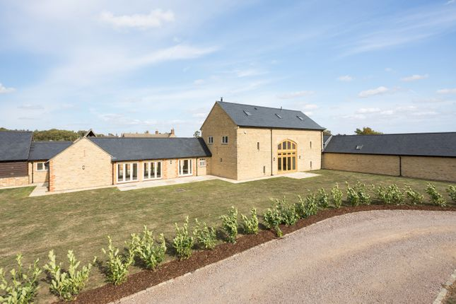 Thumbnail Barn conversion for sale in Achurch, Peterborough