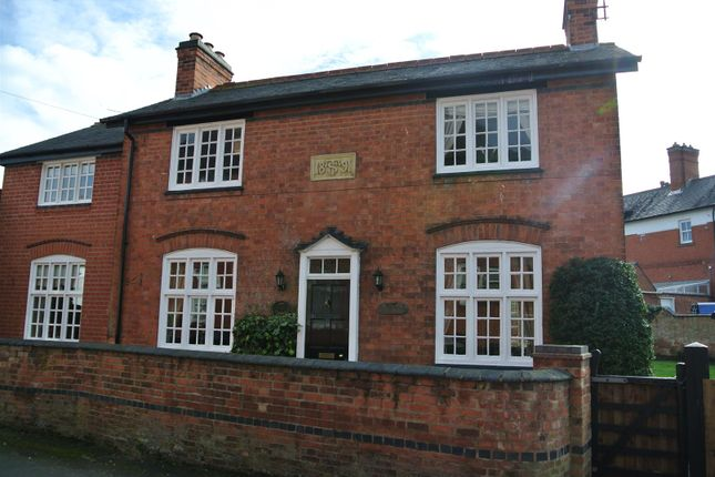 Thumbnail Detached house for sale in Chapel Street, Blaby, Leicester
