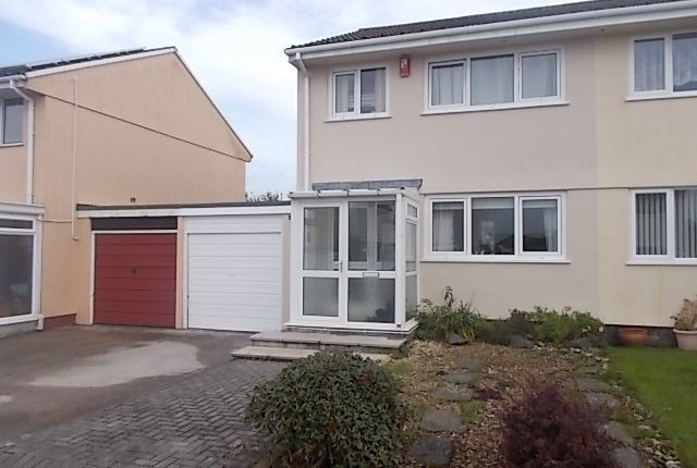 3 bed semi-detached house to rent in Fairmead Close, Hatt