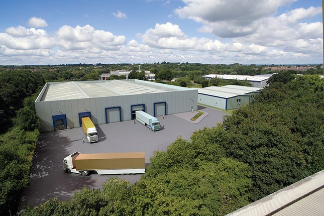 Thumbnail Industrial to let in Unit B2, Trinity Park, Hillmead Drive, Swindon