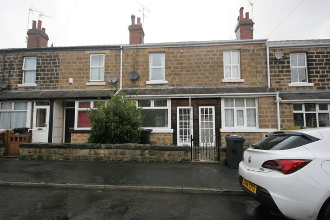 Thumbnail Terraced house to rent in Willow Grove, Harrogate