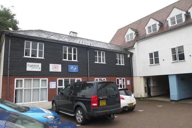 Thumbnail Office for sale in 2 Thomas Court, East Street, Colchester, Essex