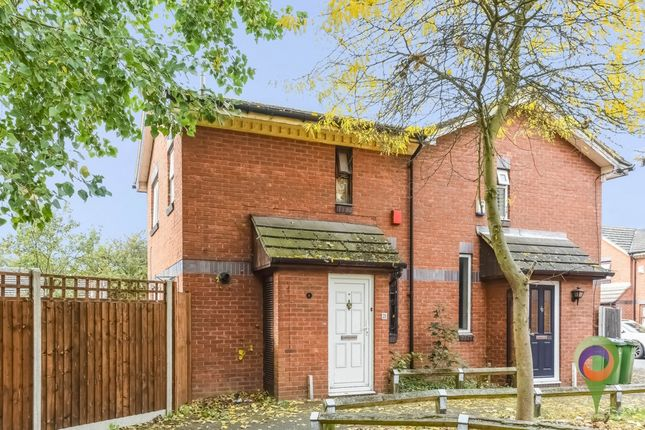 Thumbnail Terraced house for sale in Goosander Way, Thamesmead