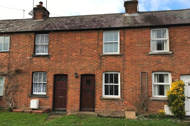 2 bed terraced house to rent in Trooper Road, Aldbury, Tring