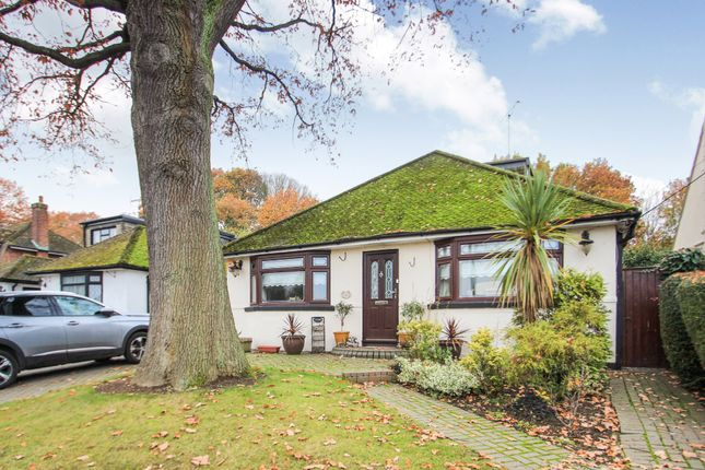 Thumbnail Detached bungalow for sale in Bullwood Road, Hockley, Essex
