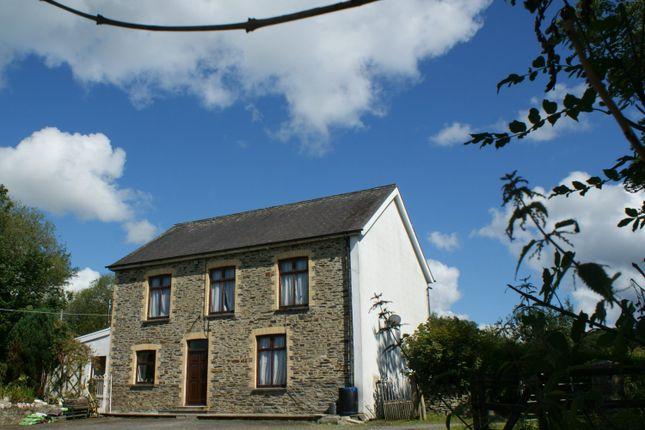 Farm for sale in Llanllwni, Carmarthenshire SA40