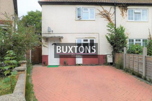Thumbnail Semi-detached house to rent in Mead Close, Slough, Berkshire.