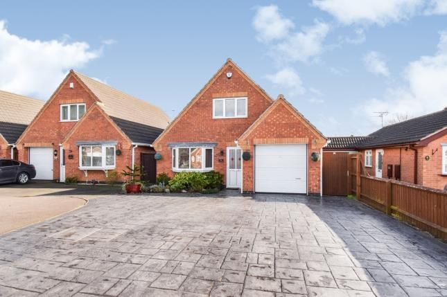 Front of Donald Close, Thurmaston, Leicester, Leicestershire LE4