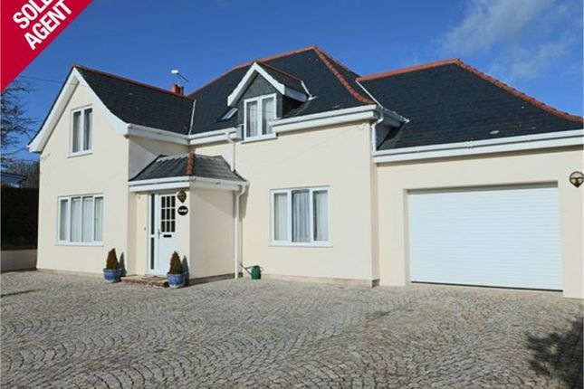 Thumbnail Detached house to rent in Les Camps Du Moulin, St. Martin, Guernsey