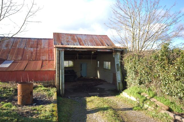 Light industrial to let in Chardstock, Axminster