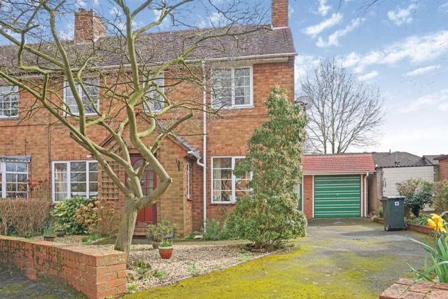 Thumbnail Semi-detached house for sale in Grange Road, Albrighton, Wolverhampton